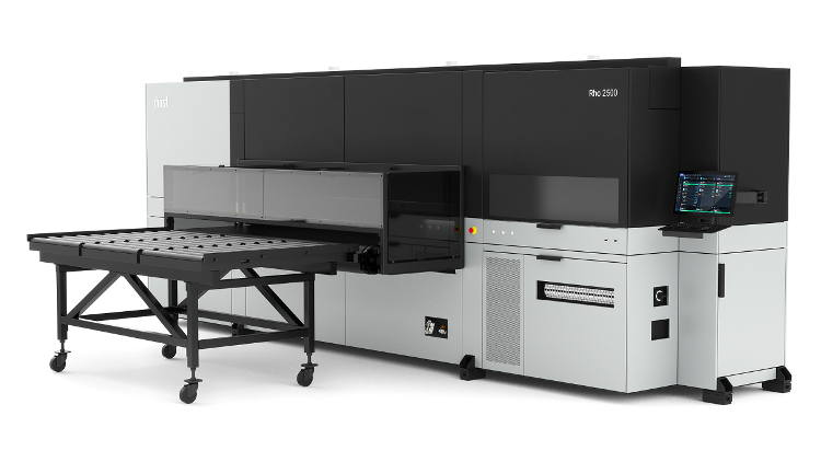 Durst launches Rho 2500 modular series at PRINTING United and debuts P5 350 in North America.