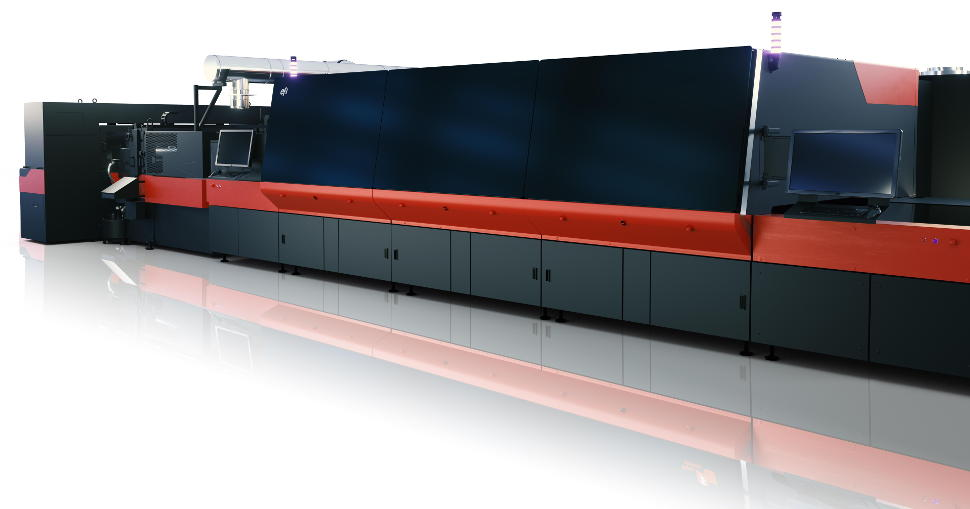 Super high speed single-pass: EFI's fastest-ever inkjet solution for display graphics is a breakthrough productivity solution.