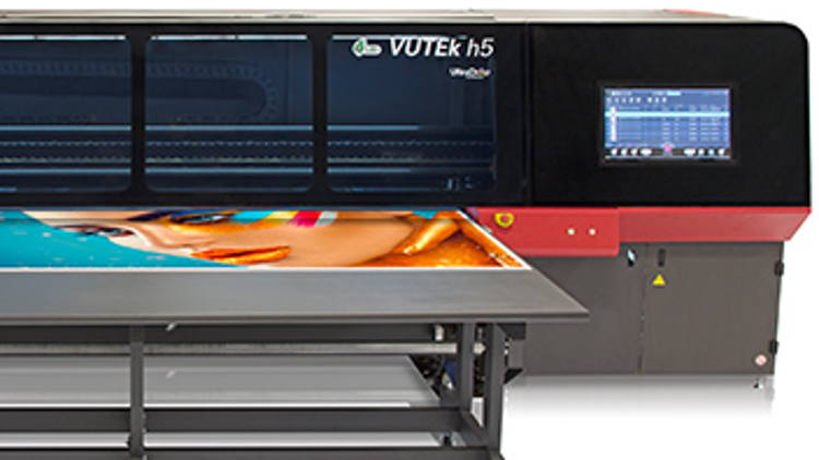 EFI innovations for customer success at FESPA include next-generation VUTEk Hybrid platform and new dedicated flatbed printer.