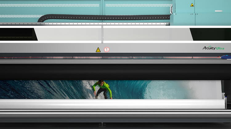 Fujifilm to highlight the versatility of its superwide Acuity Ultra platform at FESPA 2019.