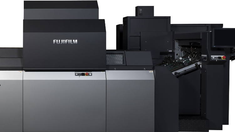 Fujifilm announces the fastest full colour, B2 sheet-fed digital press on the market: the Jet Press 750S.