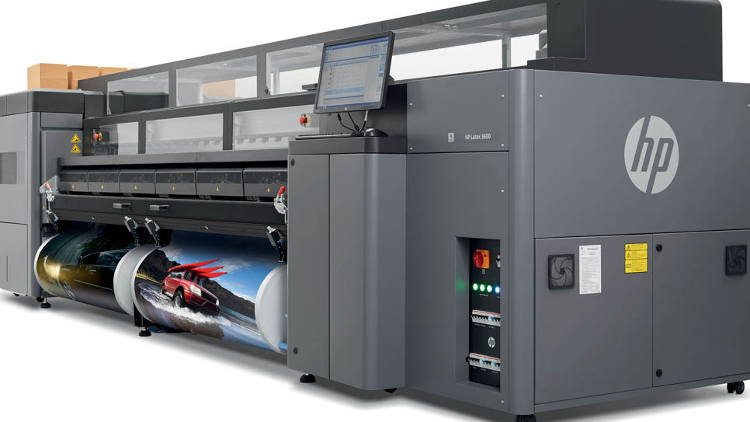 PressOn continues to expand print armoury with new HP LX3600.