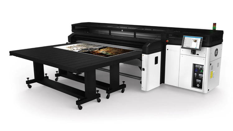HP Latex R2000 Printed com1