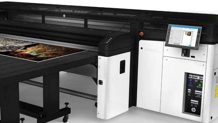 HP Latex R Printer Series celebrates its first anniversary at FESPA 2019.