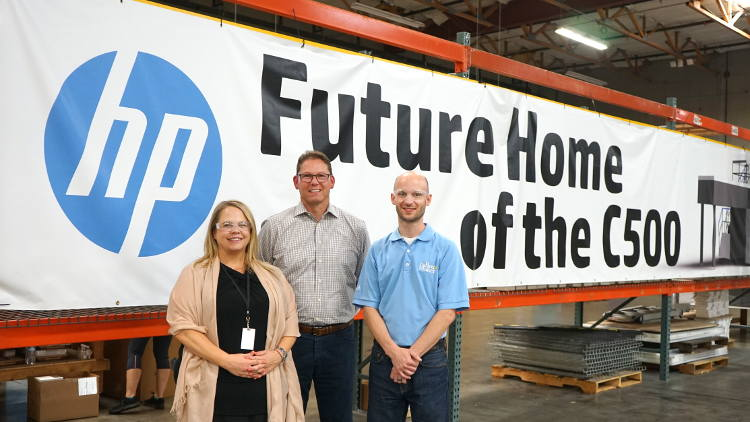 The BoxMaker chooses HP PageWide C500 Press to deliver digital corrugated packaging solutions to brands at scale.