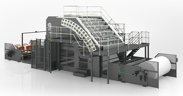 Georgia-Pacific acquires 3rd HP PageWide corrugated press to expand Hummingbird Digital Printing.