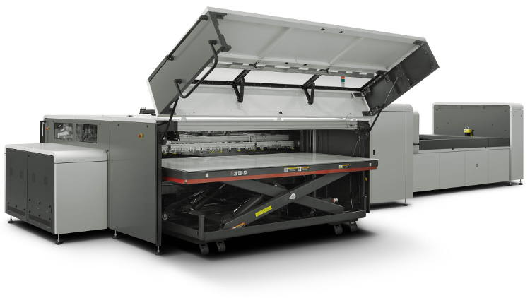 FESPA Spain awards Ability's multi-product display produced on Abiplex material.