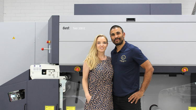 Label Image chooses Durst Tau 330 E inkjet press to drive growth.