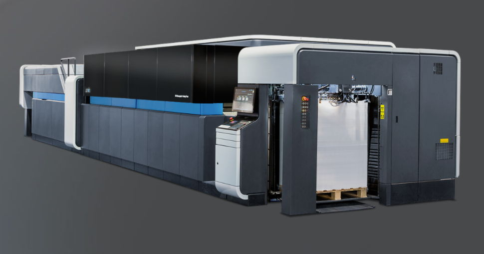 The first Landa S10 Nanographic Printing Press in Ireland will be located at McGowans, one of Europe's largest digital print specialists.