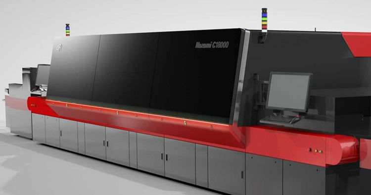 New, expanded customer offerings support Rapid Digital corrugated transformation with EFI Nozomi single-pass printers.
