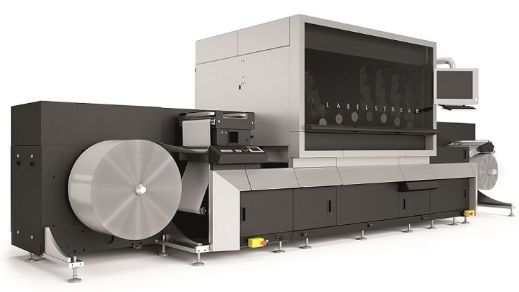 The all-new LabelStream 4000 Series delivers superior productivity and flexibility: tailored label conversion based on inkjet DNA.
