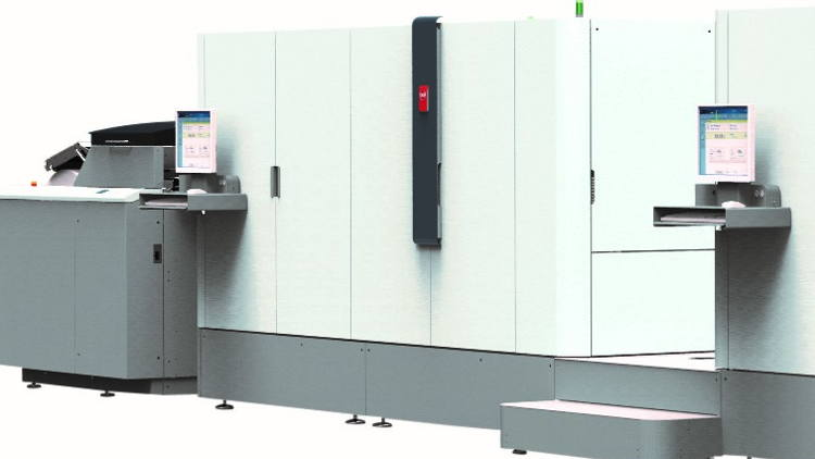 Canon to increase colour capacity for Business Continuity with Océ ColorStream.