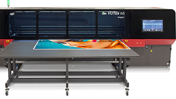 PM-TM delivers premium quality for top brands with pair of new VUTEk h5 printers.