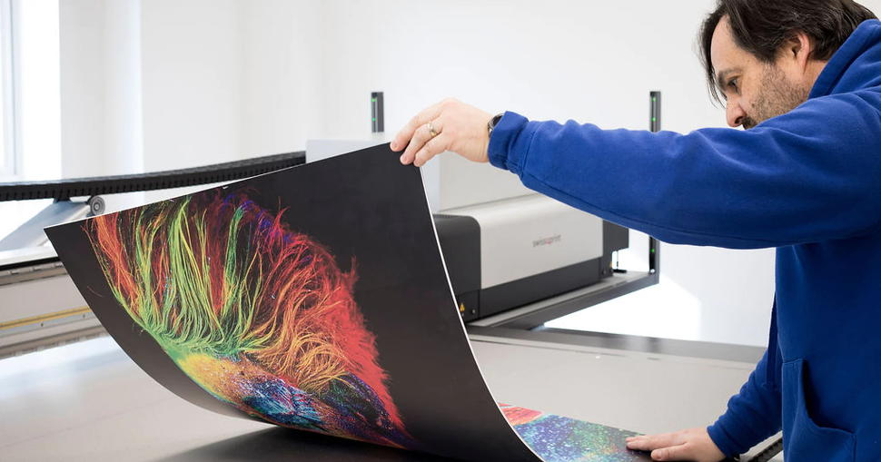 Print-on-demand technology specialist Prodigi Group has invested in a swissQprint Impala 3 UV LED flatbed printer as part of a £1m expansion project.