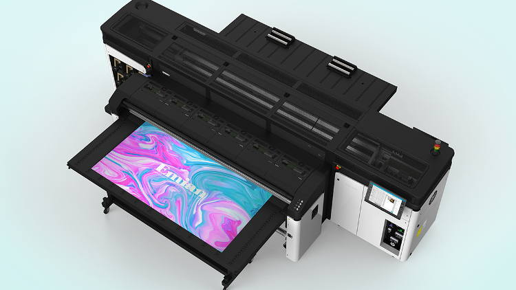 ADAPT, the UK specialists in everything connected to print, has unveiled their new showroom dedicated to the HP Latex R-Series.