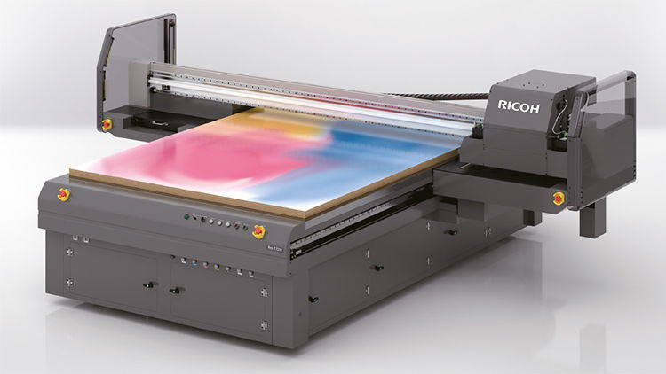 Leading Commercial Print Service Provider Invests in the Netherlands' First Ricoh Pro T7210.