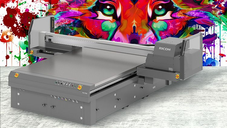 Ricoh brings new market opportunities to life at Sign & Digital UK 2019.