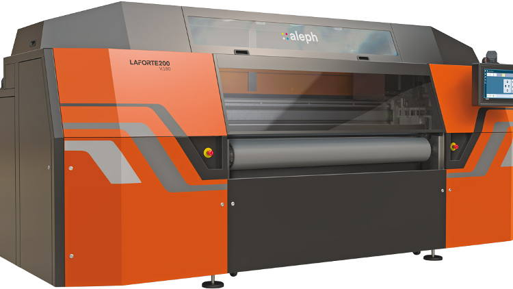 Aleph will unveil a range of brand-new scanning printing systems aimed at enhancing and integrating its flagship series, LaForte.