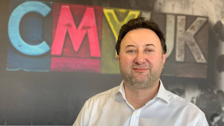Brett Platt talks about his new role as Digital Textile Manager at CMYUK and the ongoing evolution from traditional screen-printing to digital.