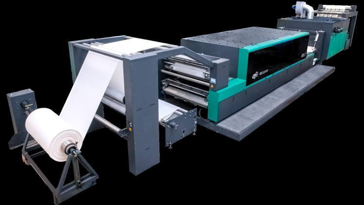 EFI sells 4th Reggiani BOLT textile printer at ITMA 2019