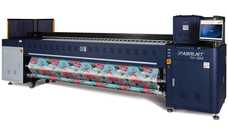 Two new printers from DGI - DGI HSFT III and the FH-3204.