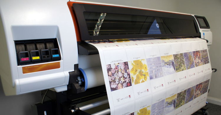 Paul Bristow Associates, a specialist supplier to the gallery and museum sector, has responded to demand for decorated face masks with an HP Stitch textile printer.