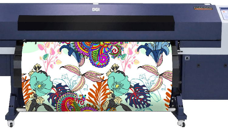 Your Print Specialists (YPS) has announced the immediate availability of the new Poseidon textile printer.