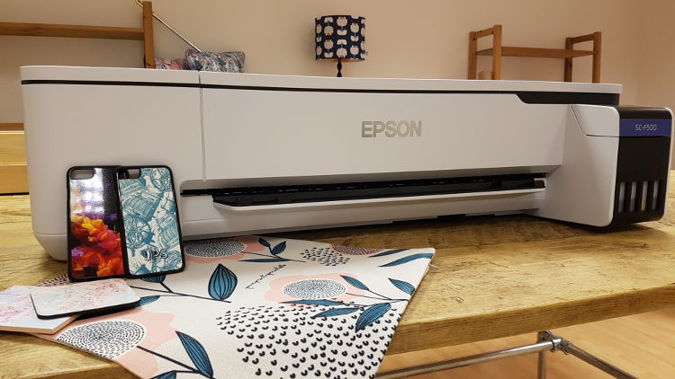 YPS strengthens digital textile printing with Epson F500.