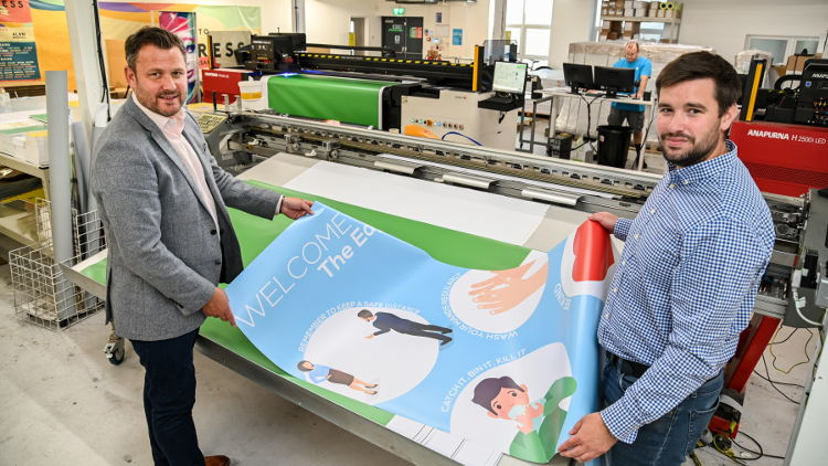 Solopress are one of the largest online print businesses in the UK offering litho, digital and wide format print products.