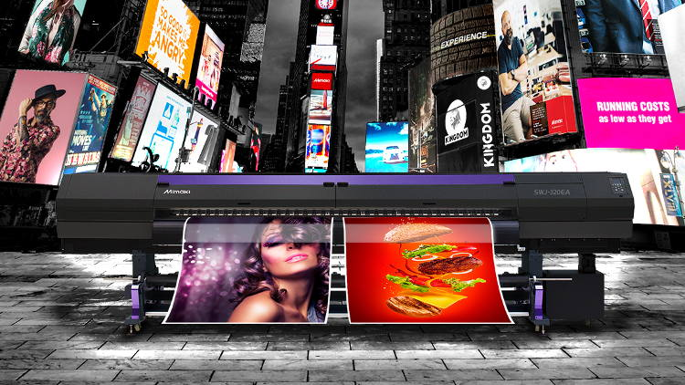 Mimaki to premiere latest innovations at Salon C!Print.