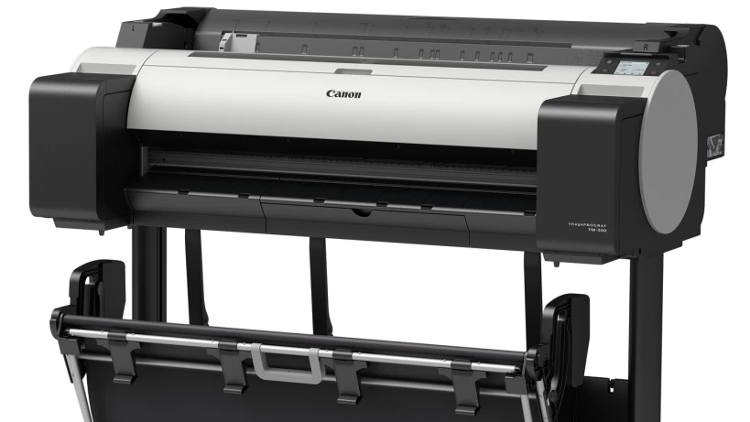 Canon launches imagePROGRAF TM Series for high quality, large format printing on demand for diverse working environments, including corporate, retail and education.