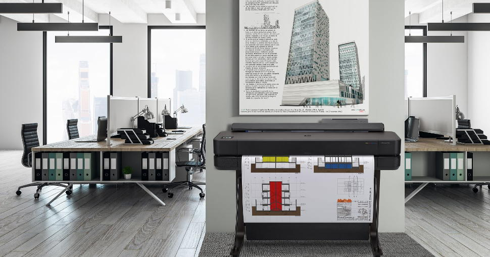 Pay less to print more with HP's new DesignJet Print At Your Service plan.