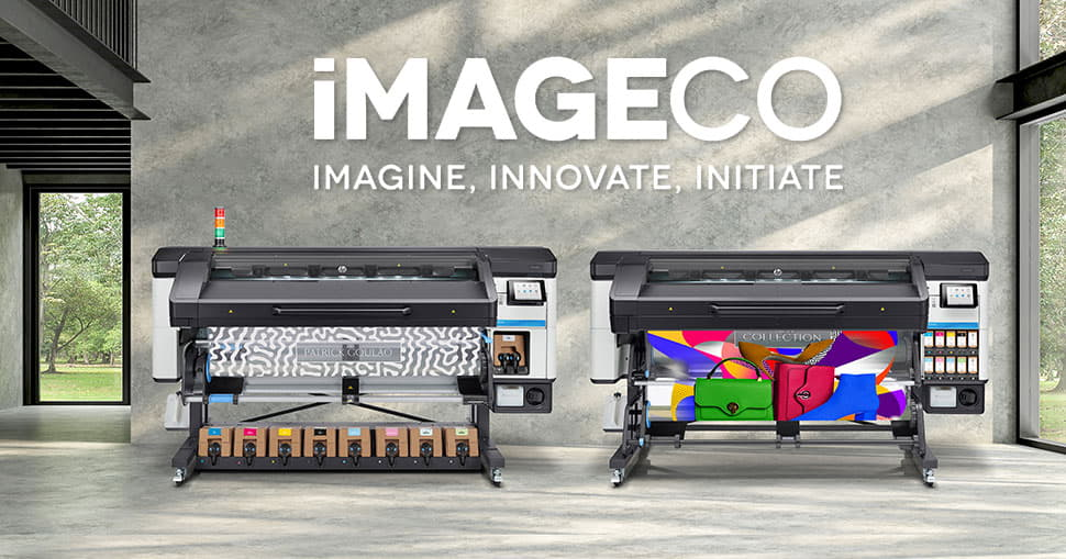 Leeds-based Imageco purchases 'extremely versatile' HP Latex 800 W Printer to be 'as creative as possible' with 'endless' applications.
