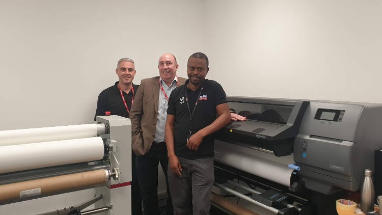 GGR Group reaches new heights by bringing HP Latex printing in-house.