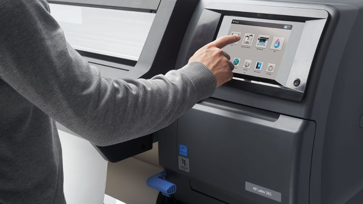 Oxford-based printer extends into the wide-format market with HP Latex 365 while retaining its green credentials.