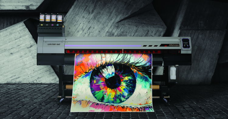 Mimaki launches new '100 Series', bringing two roll-to-roll inkjet printers to the European market.