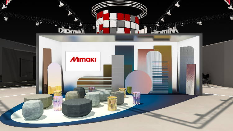 Imagine the future of print with Mimaki at FESPA 2019.