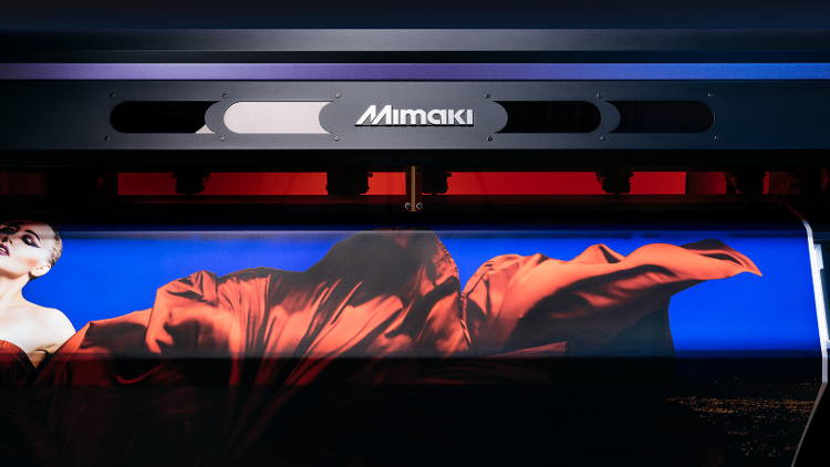Hybrid to debut new Mimaki technology at Sign & Digital UK.
