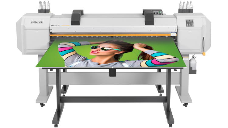"At the FESPA 2019 exhibition in Munich, Mutoh has received an EDP award in the category ""Best Wide-format Multipurpose Printer"" for its 64"" / 1625 mm wide ValueJet 1627MH."