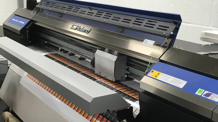 Handy Labels extends market reach with reliable Roland's.