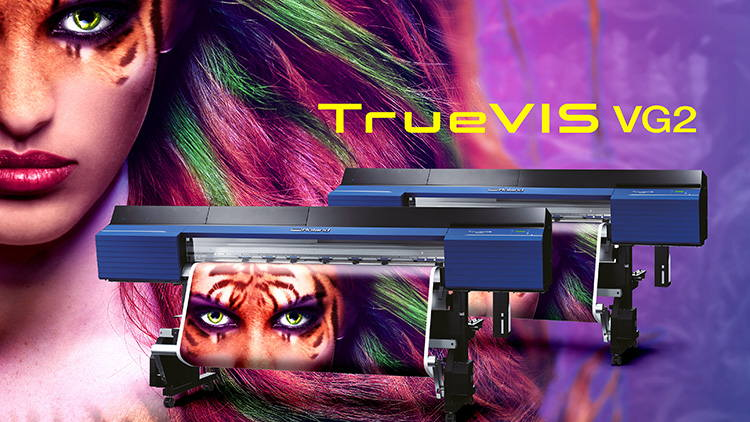 Roland DG announces new TrueVIS VG2 Series Printer/Cutters.