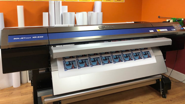 Richardson Promotional Goods has installed two more Roland DG printers.