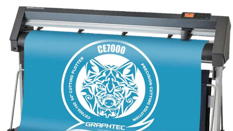 New higher performance series of cutters announced by Graphtec GB.