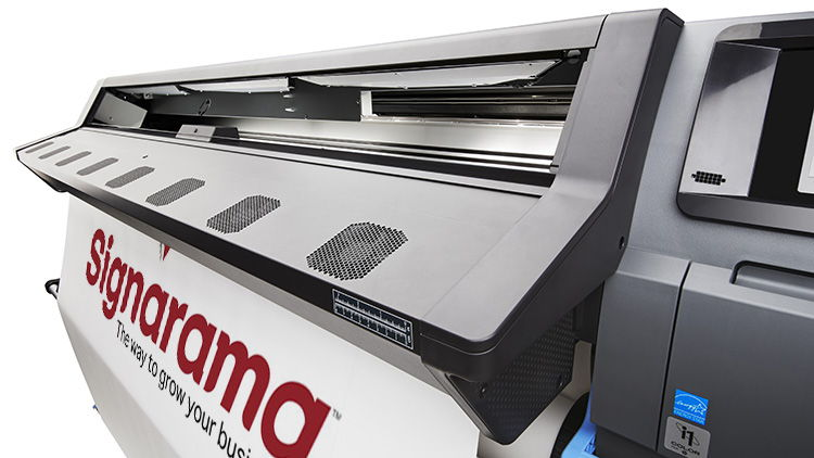 Birmingham Signarama hits accelerator on vehicle wraps with HP Latex 365.