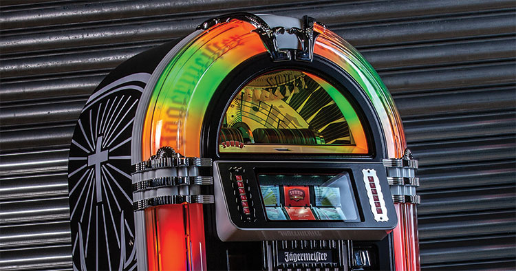 Mimaki UCJV gives Sound Leisure's Classic Jukeboxes creative and manufacturing edge.