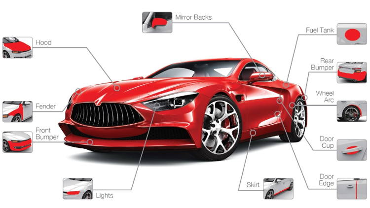 Avery Dennison introduces Paint Protection Film Cutting Software.