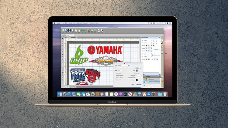 The Industry-leading Vinyl Cutting Software - EasyCut Pro Now Available.