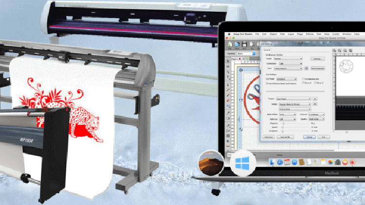 Easy Cut Studio now works with Gerber FasTrack, Mutoh Kona and Liyu SC-A series cutters.