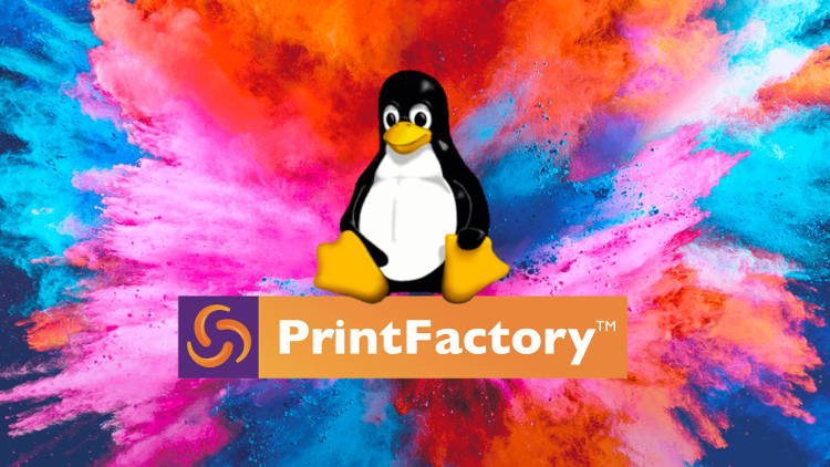 PrintFactory launches Linux compatibility for workflow software.