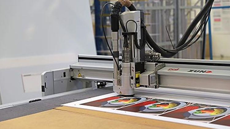 OneVision with automated end-to-end workflow at FESPA Madrid.